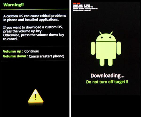 Samsung S5 downloaden