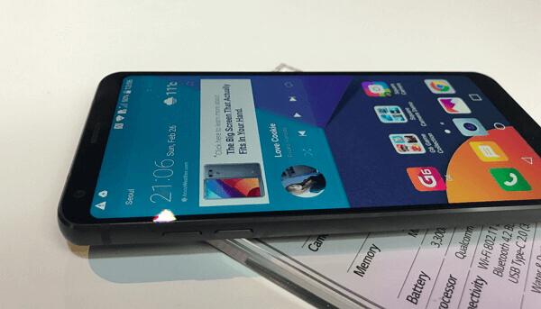 LG SMS wiederherstellen