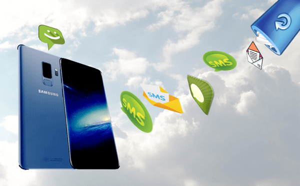 SMS wiederherstellen Samsung Galaxy