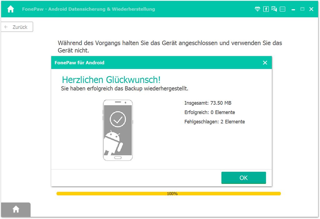 HTC Daten von Backup wiederherstellen