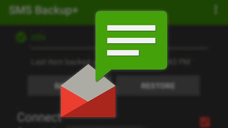 Samsung SMS sichern mit SMS Backup+