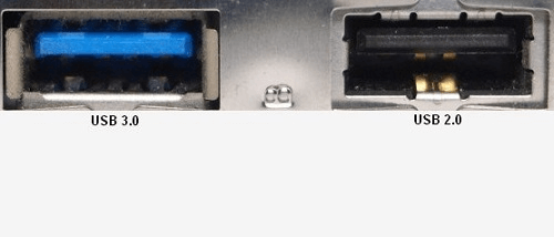 LG mit einem anderen USB Anschluss verbinden