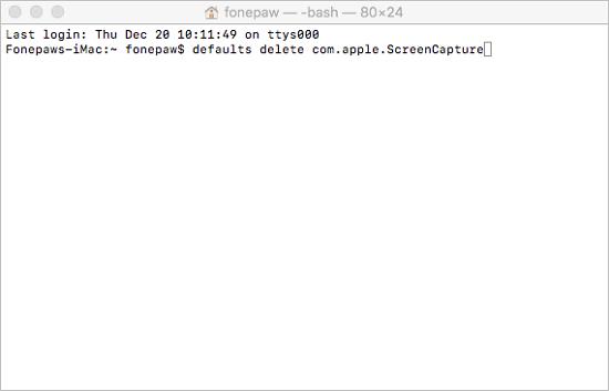 Mac Benutzerkonto als Standard einrichten