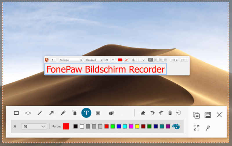 Mac Screenshot aufnehmen