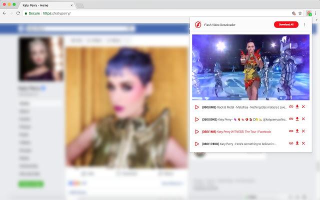 Online Video downloaden mit Addons