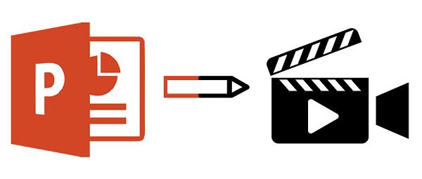 PowerPoint in Video umwandeln