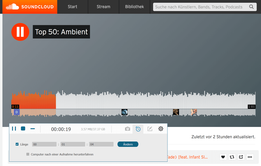 SoundCloud Musik downloaden auf iPhone, Android, PC und Mac