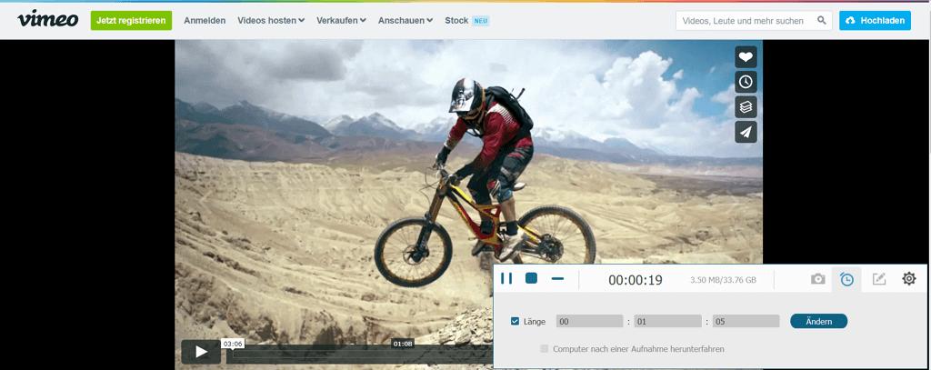 Vimeo-Audio als MP3 speichern