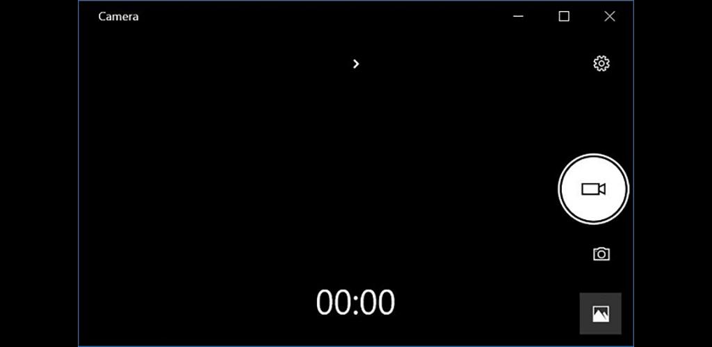 Windows Kamera App