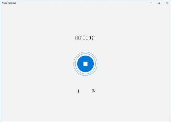 Windows Audio aufnehmen mit Sprachrekorder