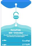 FonePaw iOS Unlocker Mac