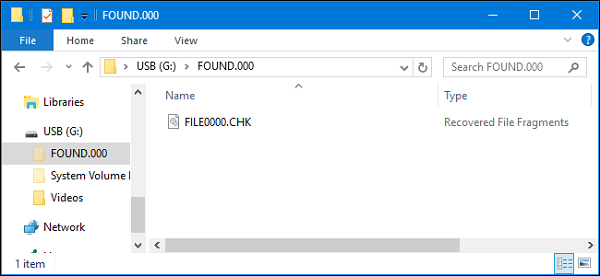 CHK-Dateien