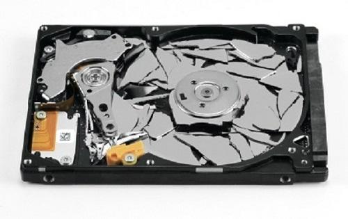 Festplatte klackert und kaputt
