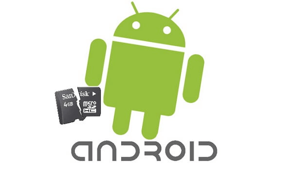 Micro SD Karte beschädigt Android