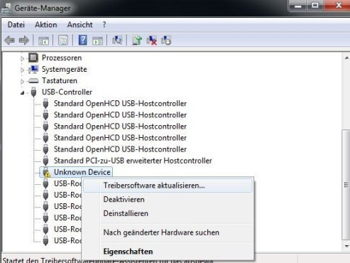 Software- und Hardwaretreiber auf Windows deinstallieren