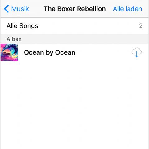 iTunes gekaufte Musik laden auf iPhone