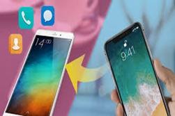 Kontakte von Android-Handy auf iPhone übertragen