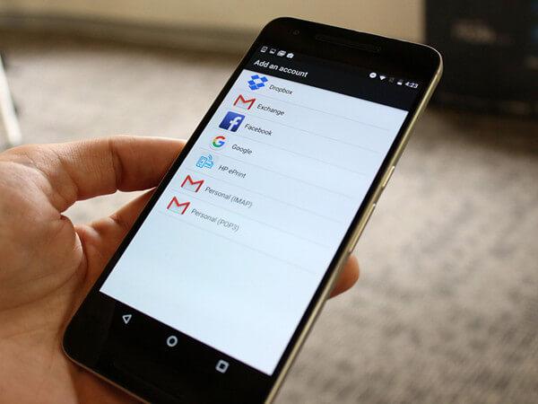 Daten von Samsung auf Huawei über Google Konto übertragen
