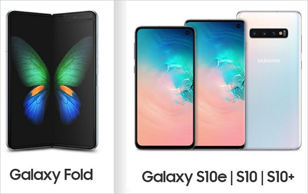 Samsung Galaxy S10/Fold