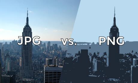 PNG oder JPG
