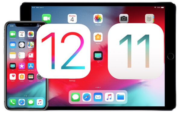 Downgrade des iOS 12