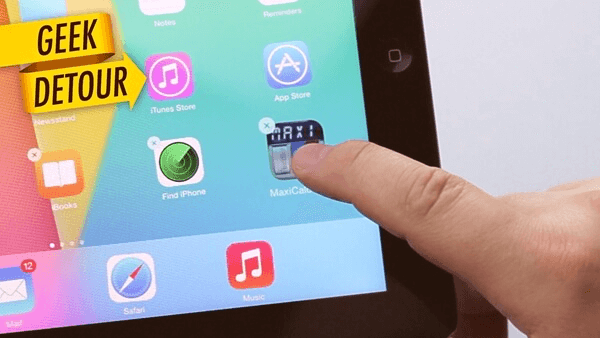 iPhone iPad Apps löschen
