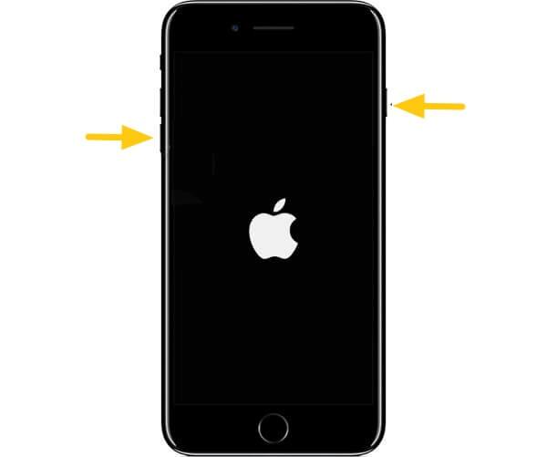 iPhone 7 mit Hard Reset neustarten