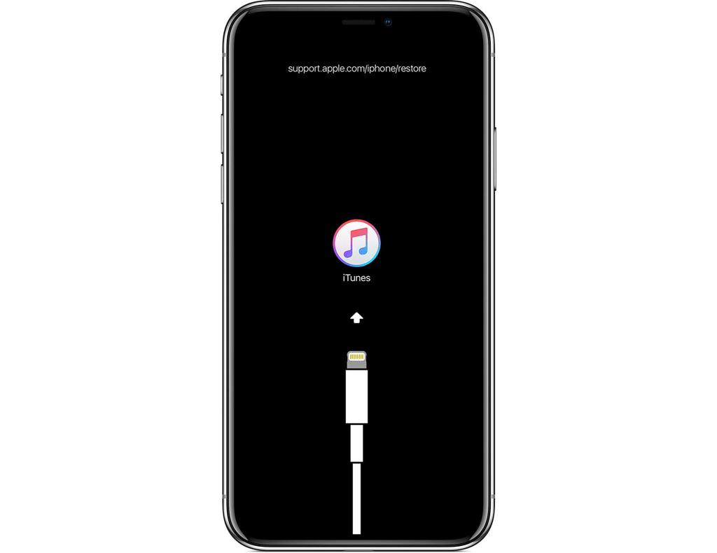 iPhone hängt im Wiederherstellungsmodus