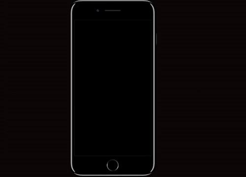 iPhone schwarzer Bildschirm des Todes