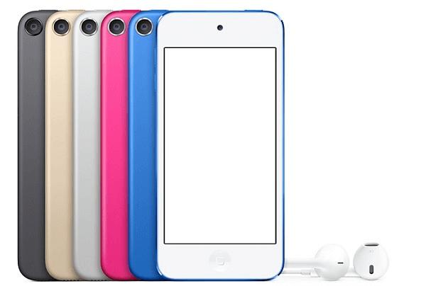 iPod Bildschirm weiß reparieren