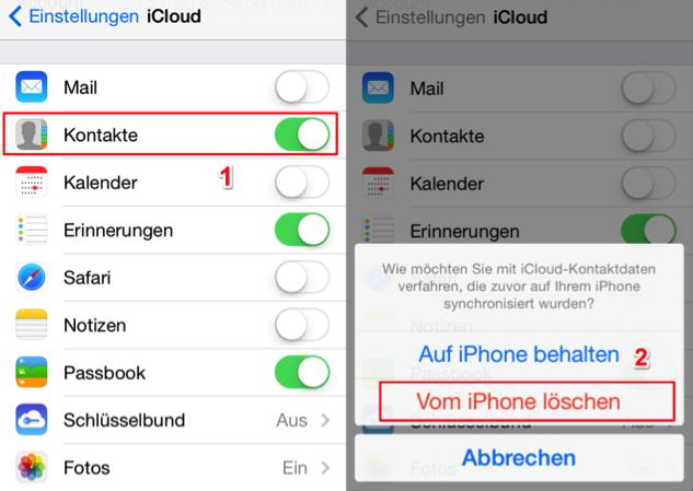 iphone ohne einschränkungscode löschen