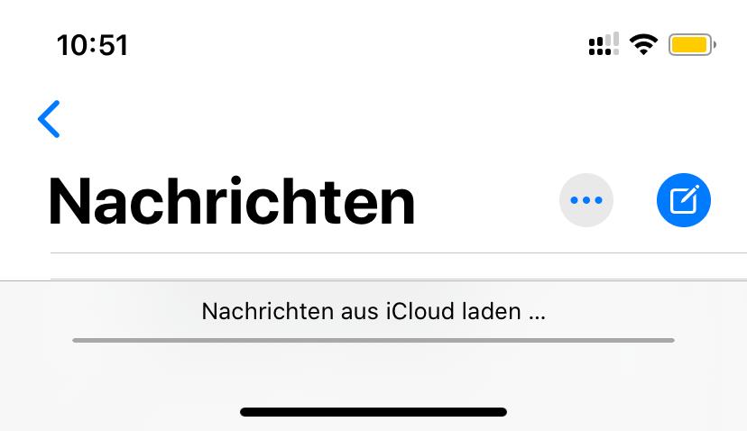 iPhone SMS wiederherstellen aus iCloud