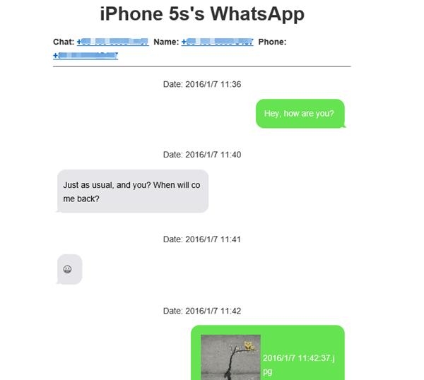 WhatsApp Nachrichten lesen auf PC