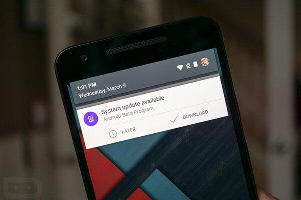 Android-Beta-Programm