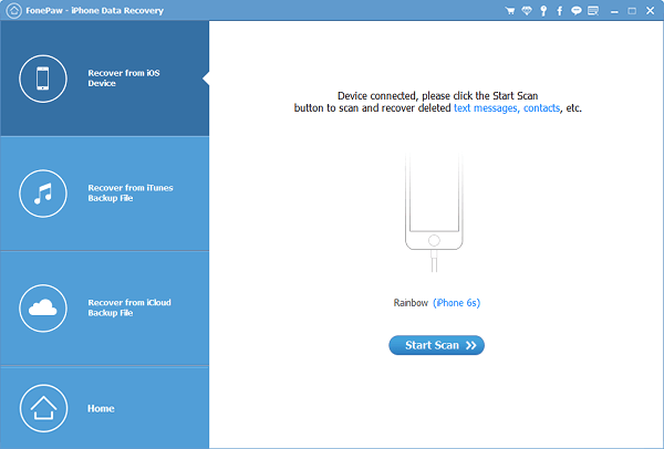 aus iOS gerät wiederherstellen