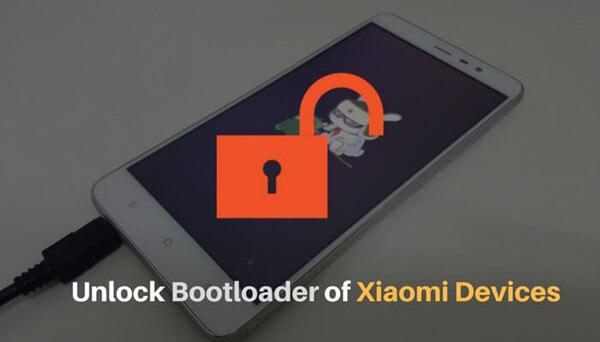Bootloader entsperren