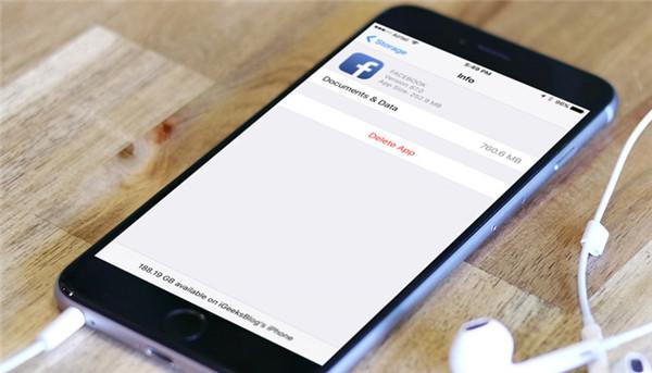 Dokumente und Daten löschen iPhone