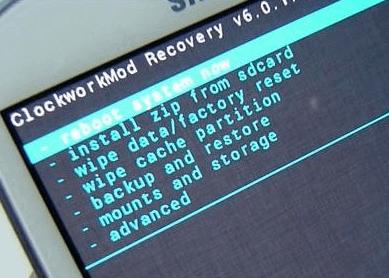 Fabrik auf Android zurucksetzen und in modus wiederherstellen