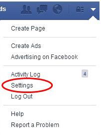 Facebook-Konto automatisch abmelden
