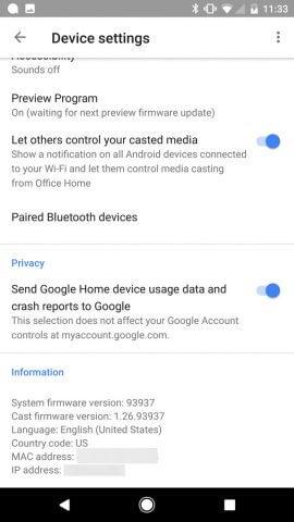 Google Home Kopplungsmodus aktivieren