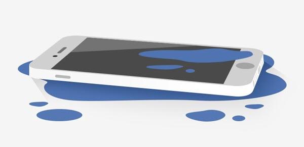 Was tun wenn Handy ins Wasser gefallen ist