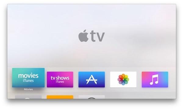 iCloud auf Apple TV einrichten
