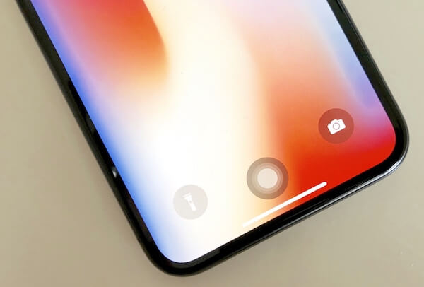 iPhone X Home Button