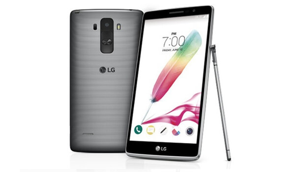LG Series in Recovery Modus starten
