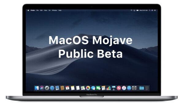 macOS-Mojave-Beta-installation hängt