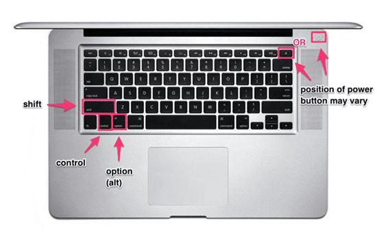 Mac-SMC zurücksetzen