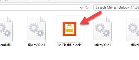 Mi-Flash-Entsperren-Tool starten