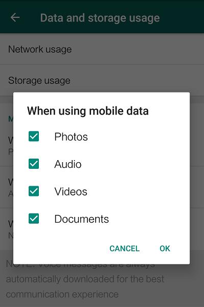 Whatsapp bild download fehlgeschlagen