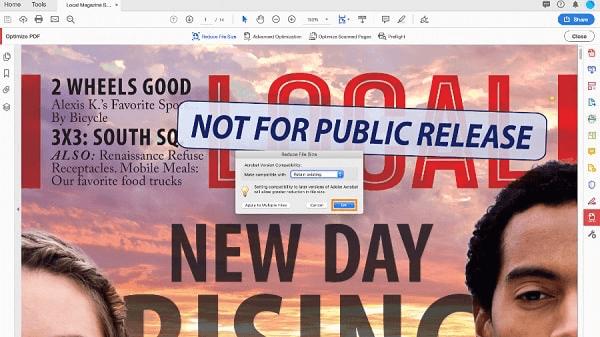 PDF Größe reduzieren