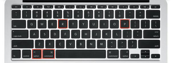 Mac-PRAM-Reset Tastaturkombination